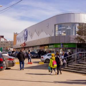 Магазин в ТЦ Север